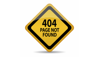 404 Error, How it Hurts Your Business