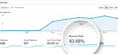 8 Tips on Reducing Your Website's Bounce Rate
