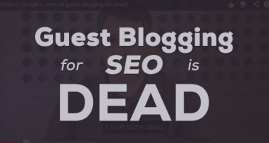 Is Guest Blogging Really a Dead SEO Strategy?