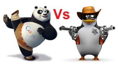 Panda or Penguin?